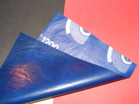 Carbon Paper Indigo photo from flickr